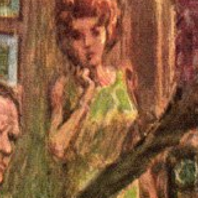 File:Moneypenny (Literary) - illustration by Howard Mueller.png