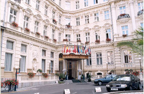 Casino Royale location