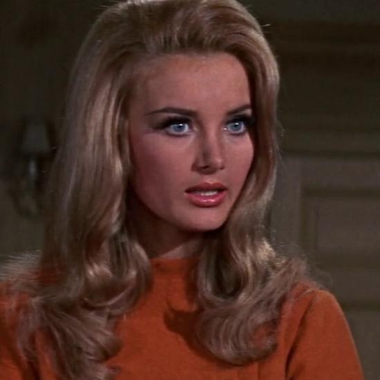 Miss Moneypenny (Barbara Bouchet) | James Bond Wiki ...