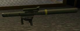 MRL-22 (Agent Under Fire)