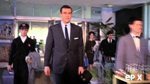 Everything or Nothing The Untold Story of 007-- Dr. No Gets A Presidential Endorsement EPIX