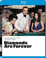 Diamonds Are Forever (2015 Blu-ray)