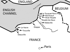Royale-les-Eaux Map