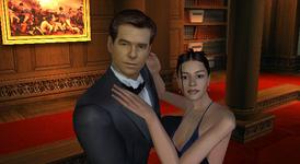 NightFire - James Bond and Dominique Paradis