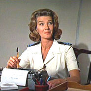 Miss Moneypenny by Lois Maxwell