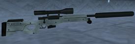 Winter Covert Sniper Rifle (Nightfire) 1