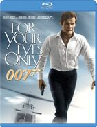 For Your Eyes Only (2012 50th anniversary Blu-ray)