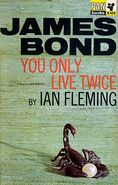 You Only Live Twice (Pan 1965)
