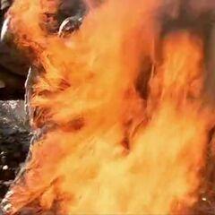 Sanchez is scorched to death