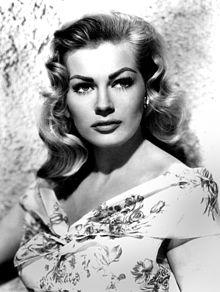 Anita Ekburg - 1956-B