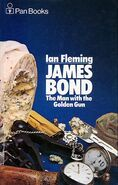 The Man With The Golden Gun (Pan 1972)