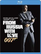 From Russia with Love (2012 50th anniversary Blu-ray)