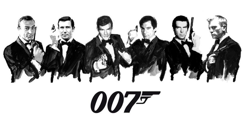 007 films: