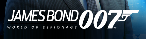 File:James Bond - World of Espionage logo.png