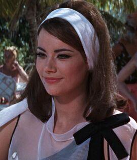 Domino Claudine Auger James Bond 007 Wiki