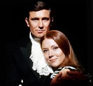 George & Diana