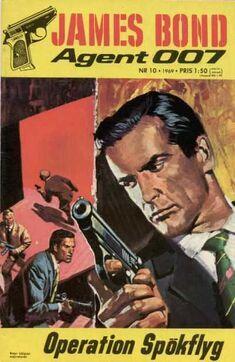 Semic Comics - Operation Spökflyg (18th February 1969)