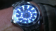 TWiNE - Seamaster wristwatch (1)