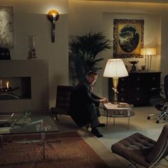 M's apartment in <i>Casino Royale</i>.