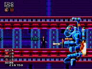 The Duel (Gen-MD) - penultimate boss