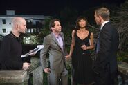 Quantum of Solace - Marc Forster with Daniel Craig, Olga Kurylenko and Mathuey Amalric