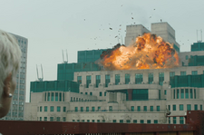 MI6 under attack (Skyfall)