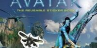 James Cameron's Avatar: The Reusable Sticker Book