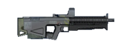 TERRA I Standard Issue Rifle