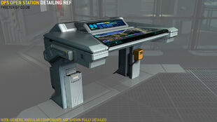 Touchscreen Desk Surface