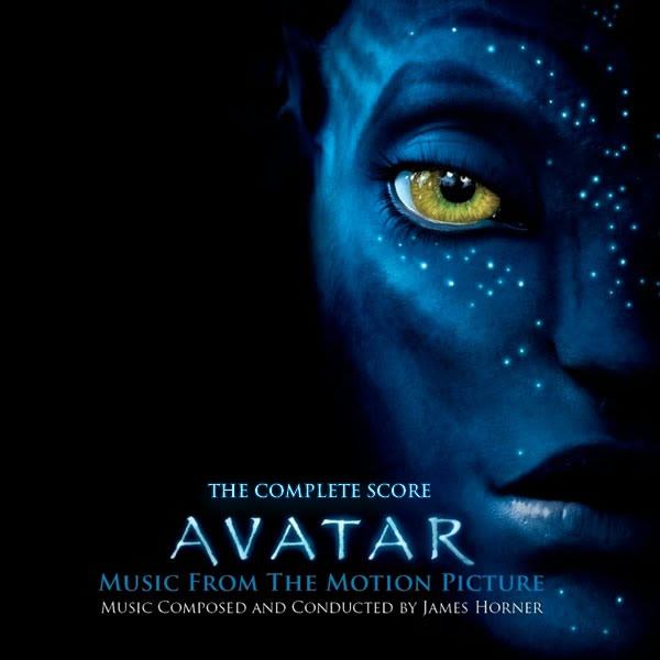 Avatar Sequel: Avatar: Complete Score (5-Disc Set)