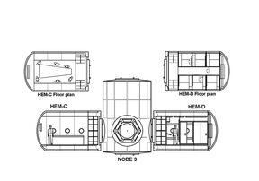 Hem and node 3 small