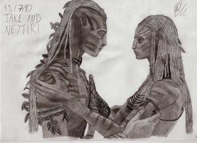 File:Jake and Neytiri at Tree of Souls.jpg