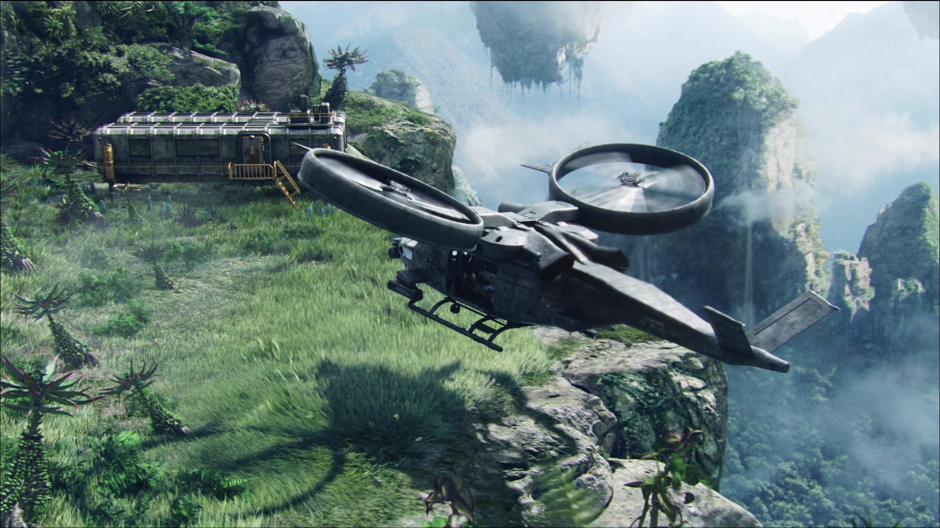 ND- AEROSPATIALE SA-2 SAMSON FOR FSX AVATAR HELICOPTER - YouTube