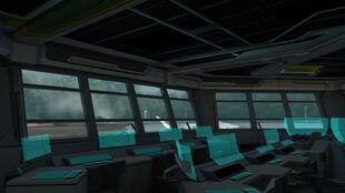 3D OPS Center Visuals