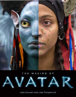 The making of avatar front cover