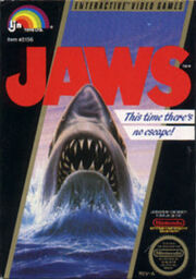 JAWS Video Game
