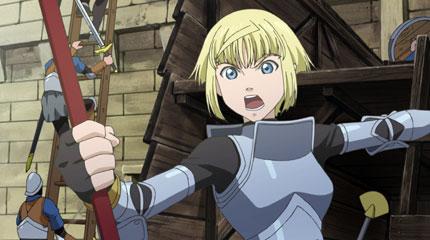 Jeanne D Arc Character Jeanned Arc Wiki Fandom