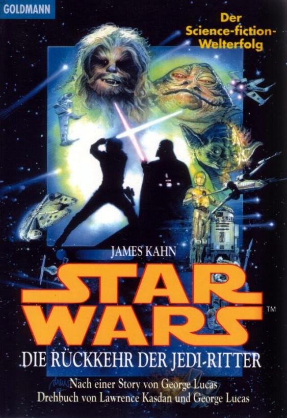 Star Wars Rückkehr Der Jedi Ritter
