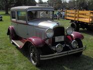 1930 Overland Whippet 96A sedan