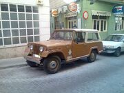 Jeep Ebro Commando