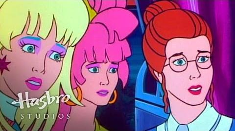 Jem and the Holograms - Friends Take Care of Friends