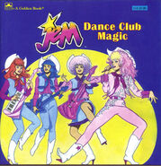 Jem - Golden Book - Dance Club Magic - 01