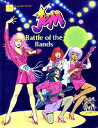 Jem - Golden Book - Battle of the Bands - 01