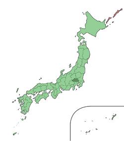 Japan Saitama large