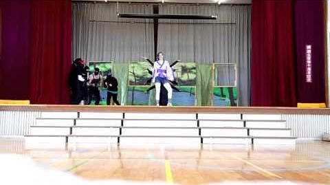 Niigata AJET Sleeping Beauty Trailer