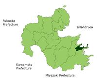 Tsukumi in Oita Prefecture