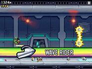 Wave Rider Unlocking
