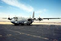 Lockheed AC-130A Azrael USAF