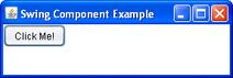 Extending swing component
