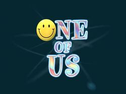 One of Us (Title Card)